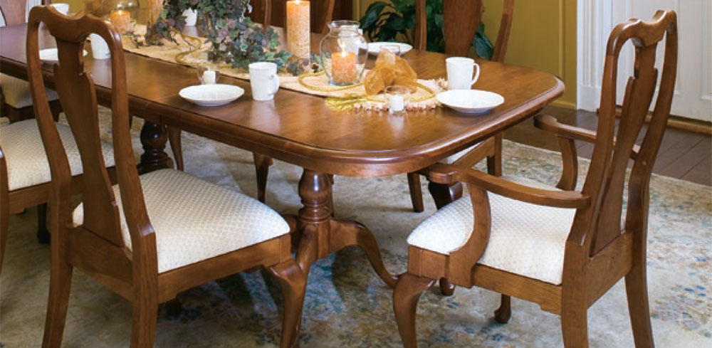 Dining Furniture - Fine Handcrafted Furniture - Solid Wood Dining