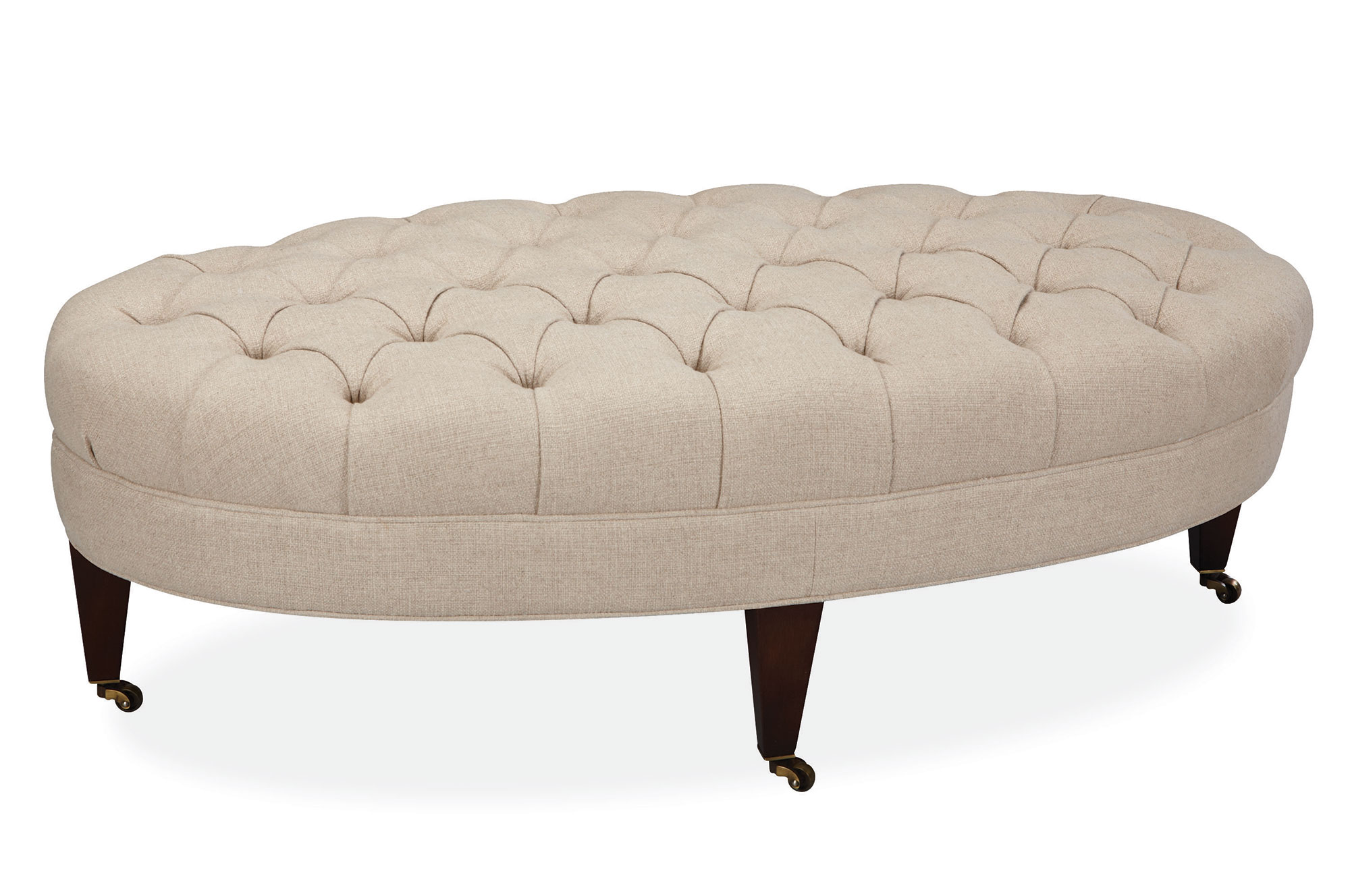 Ottomans & Benches - Upscale Ottomans - Leather, Wood ...
