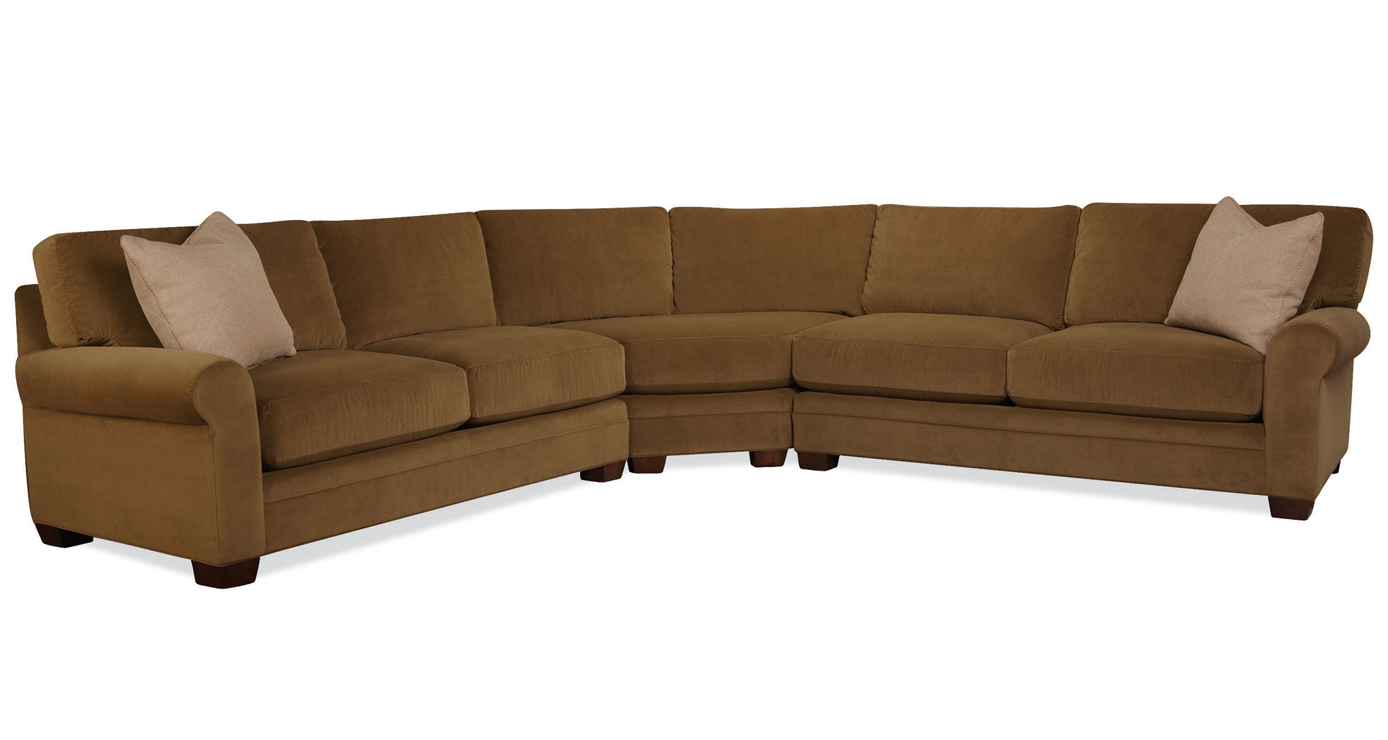 Lee Sectional Sofa 253452