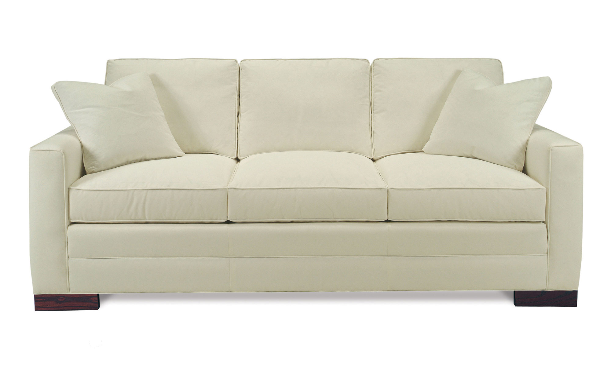 call your friends this sofa from vanguard furniture offers a variety ...
