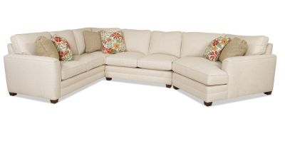 Sam Moore Sectional 255052
