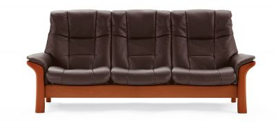 Stressless Reclining Sofa 223729