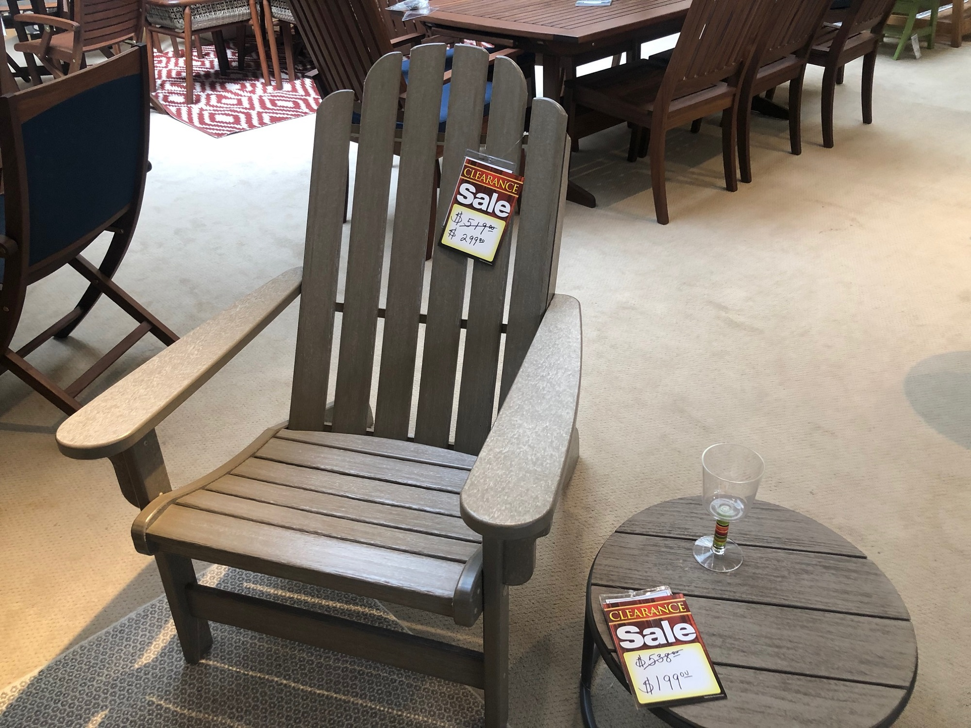 Casual Living Adirondack Chair