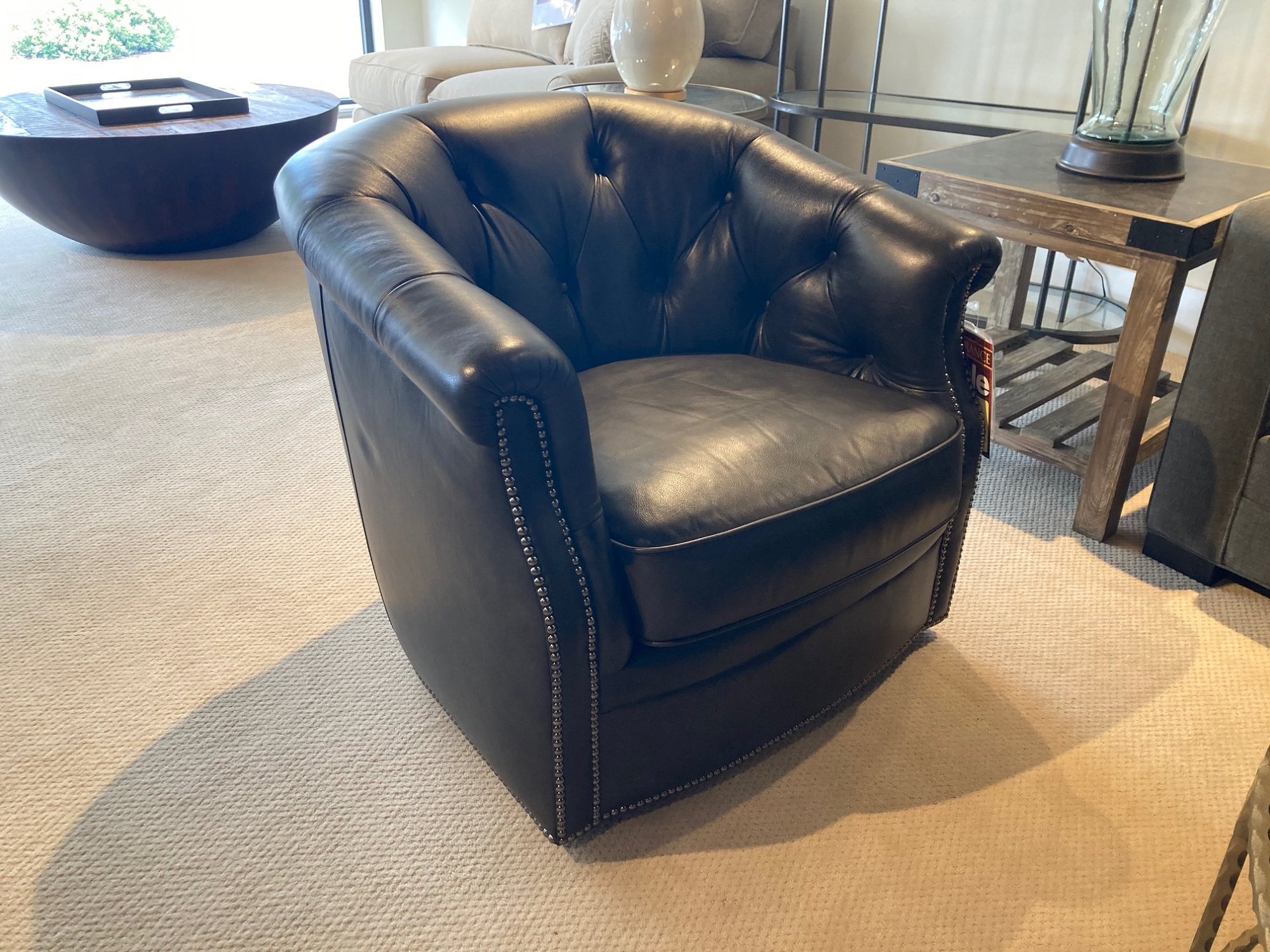 Randall Allen Swivel Chair