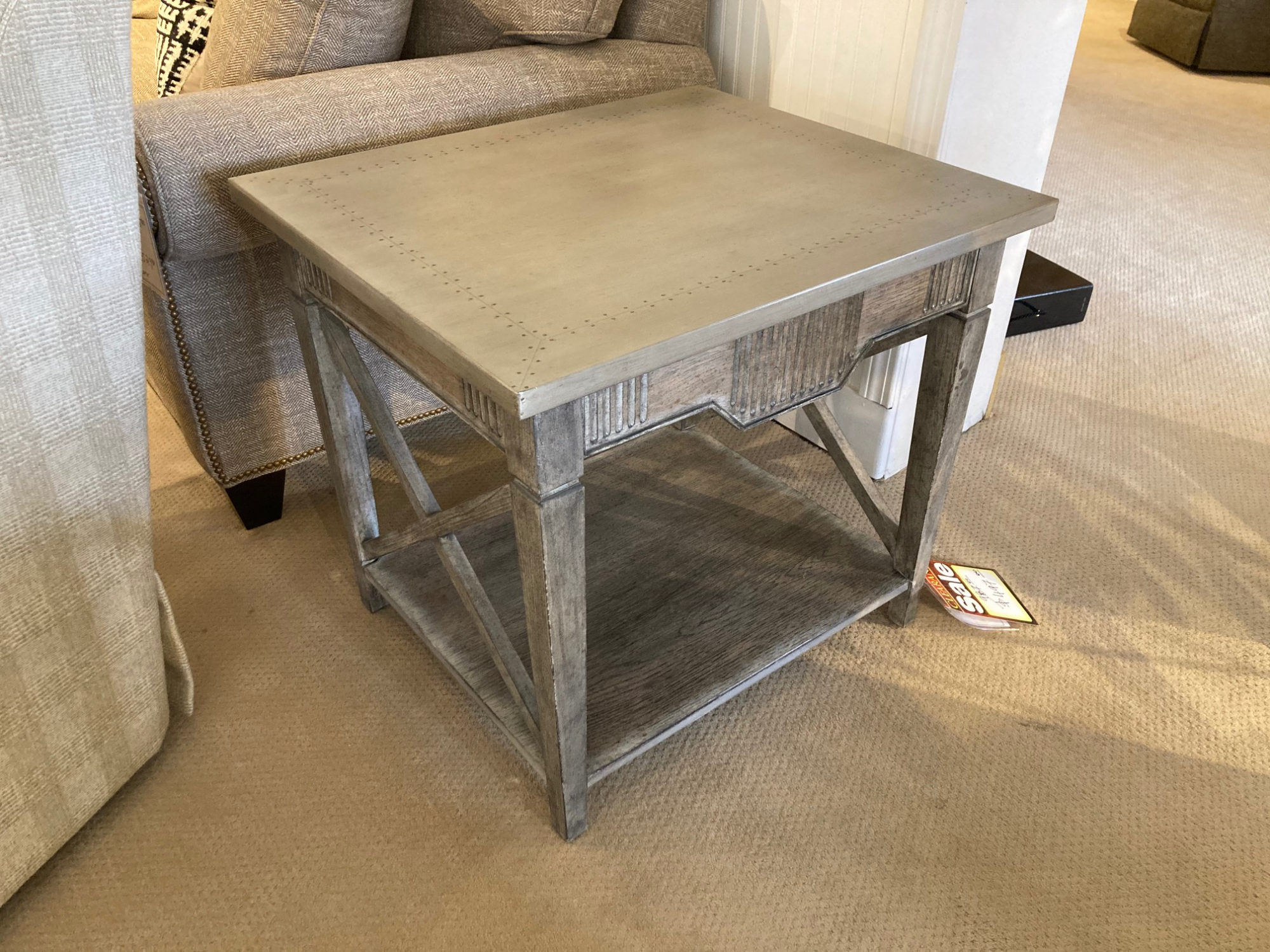 Hooker End Table