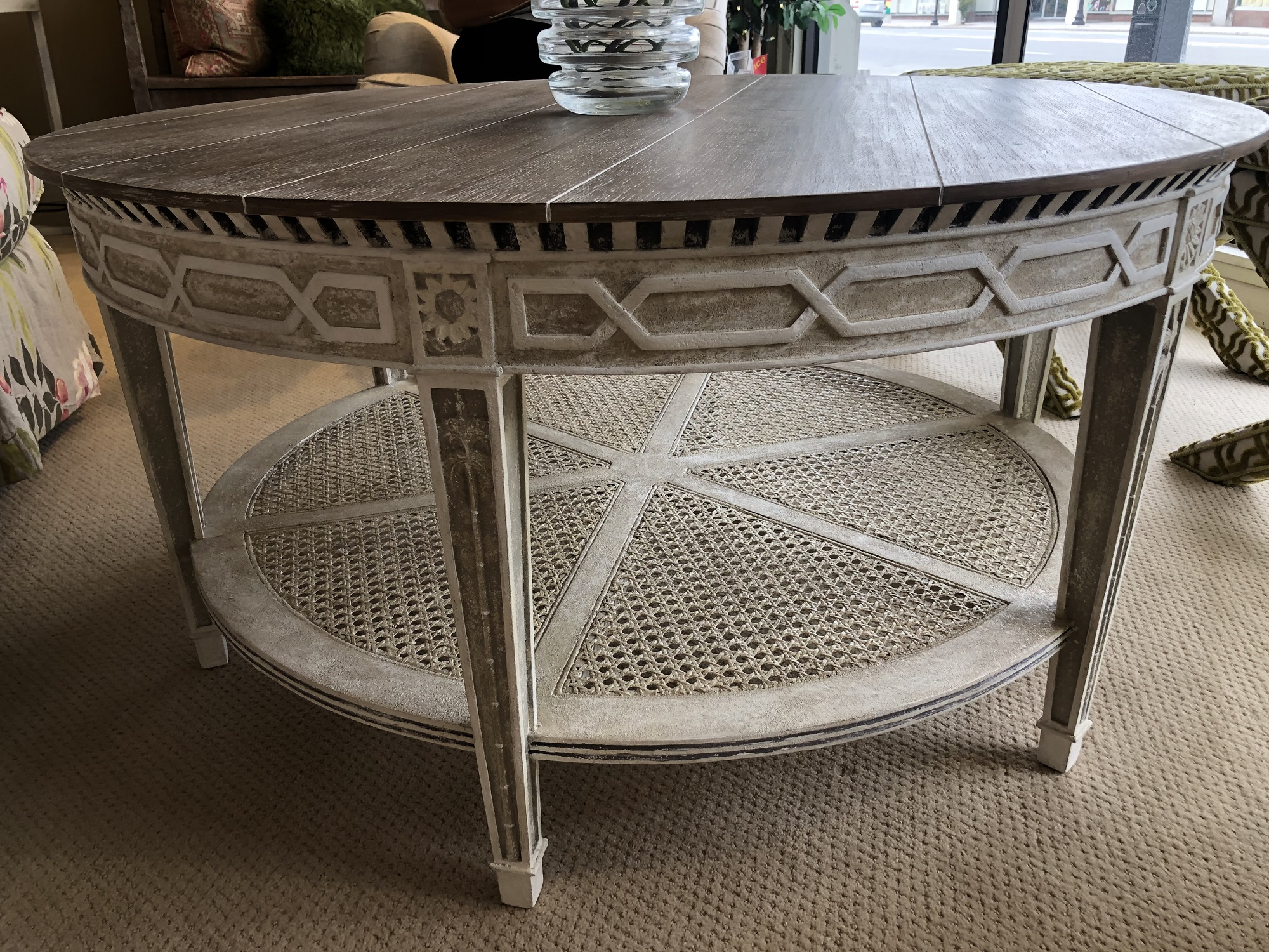 Fauld Round Coffee Table