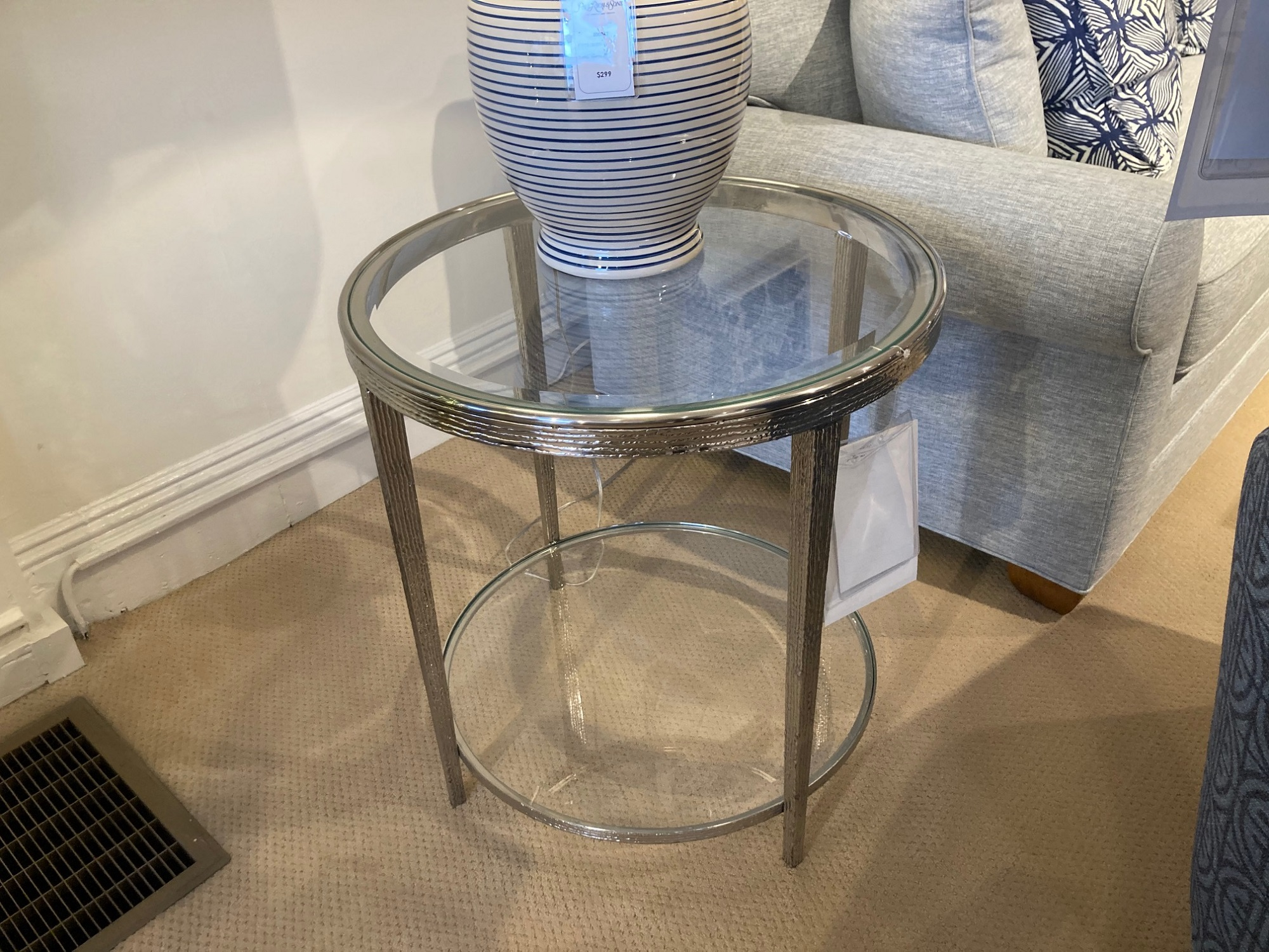 Hancock & Moore Side Table