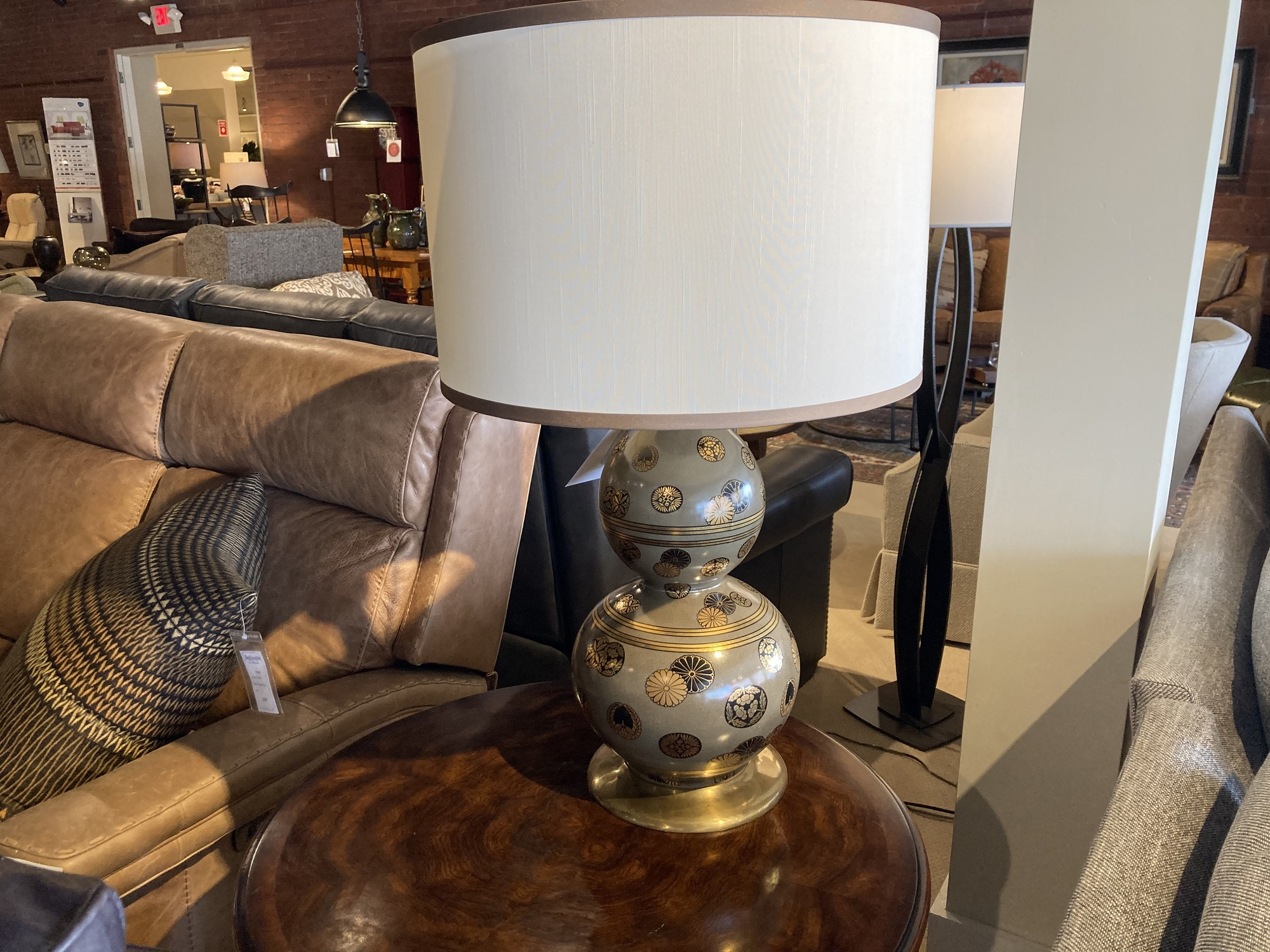 Currey and Co Lamp