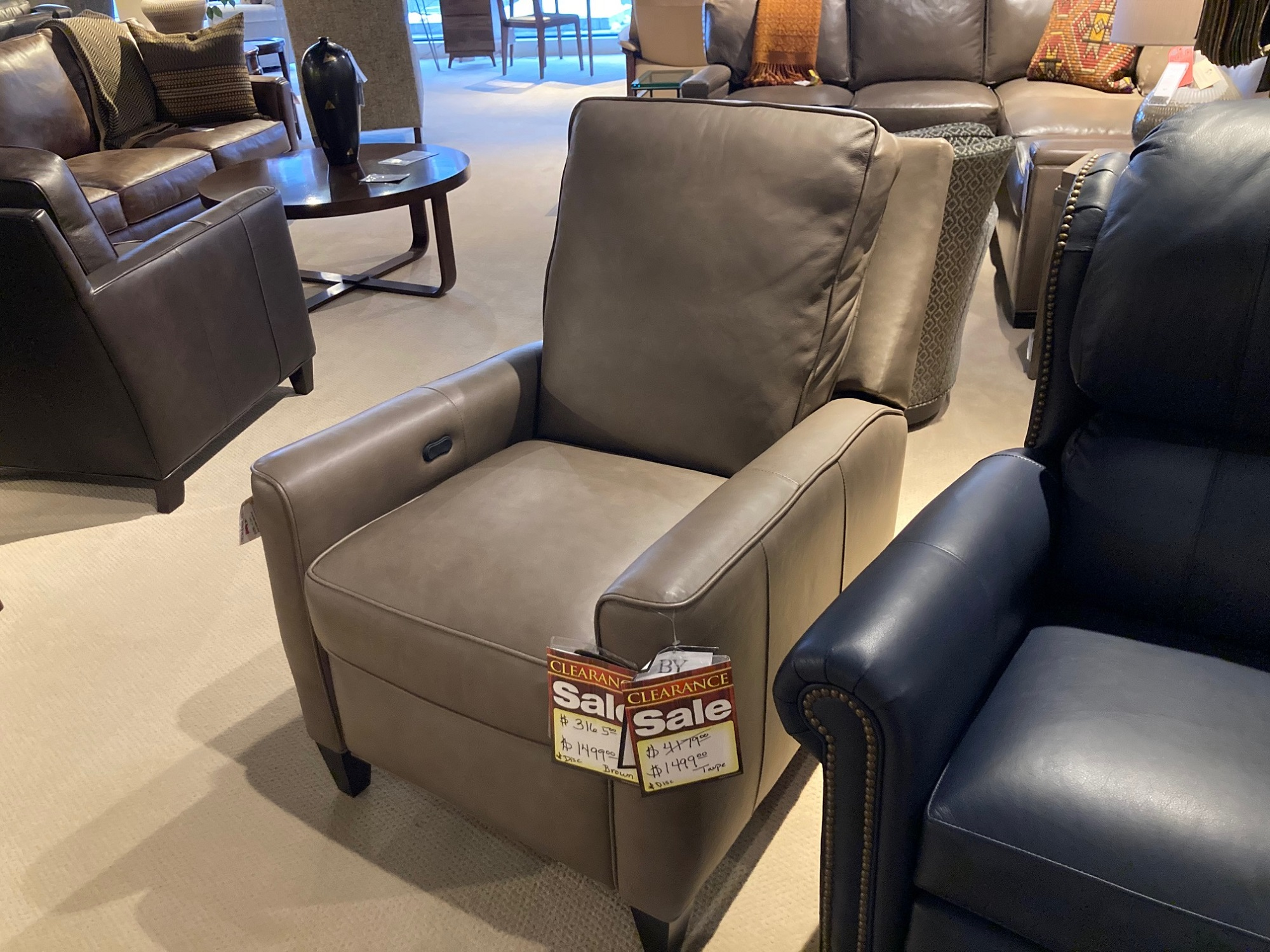 Bradington Young Recliner