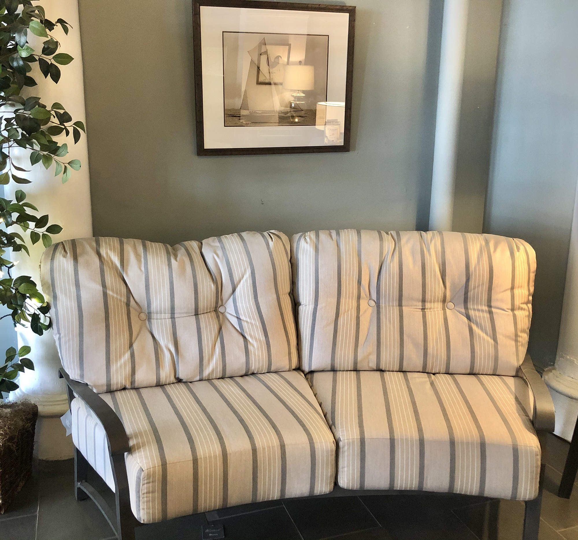 Woodard Loveseat