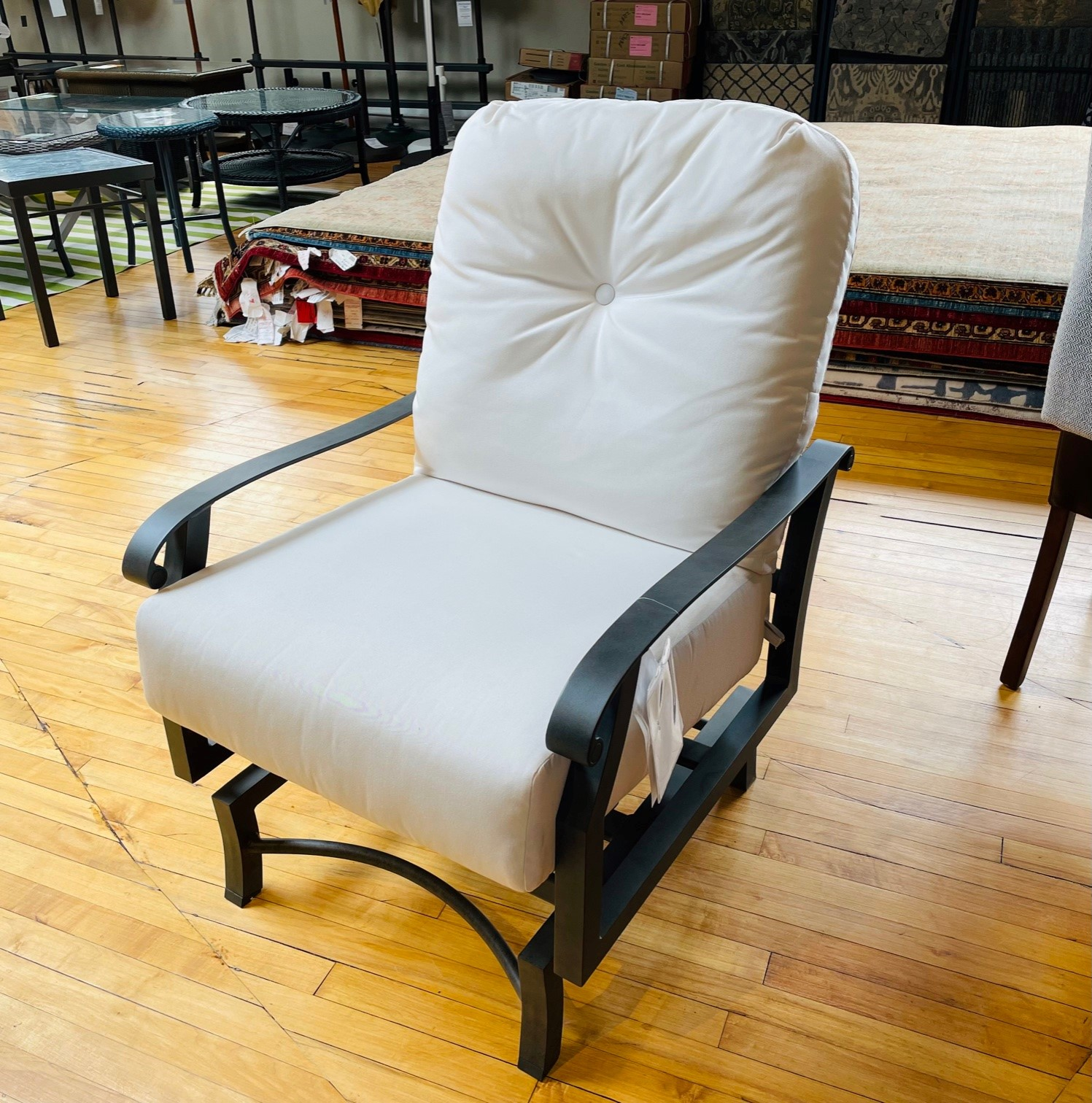 Woodard Spring Lounge Chair