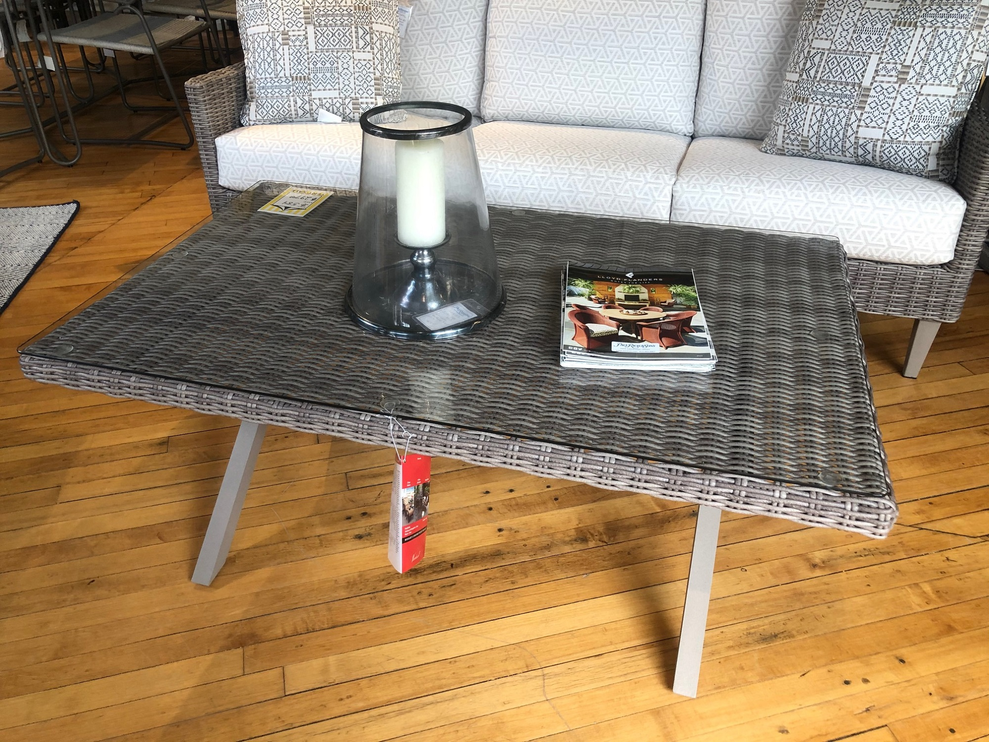 Woodard Coffee Table