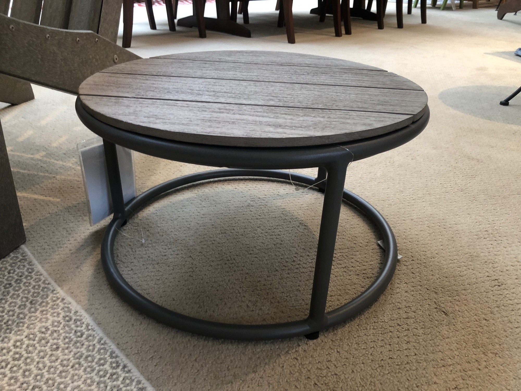 Brown Jordan Accent Table