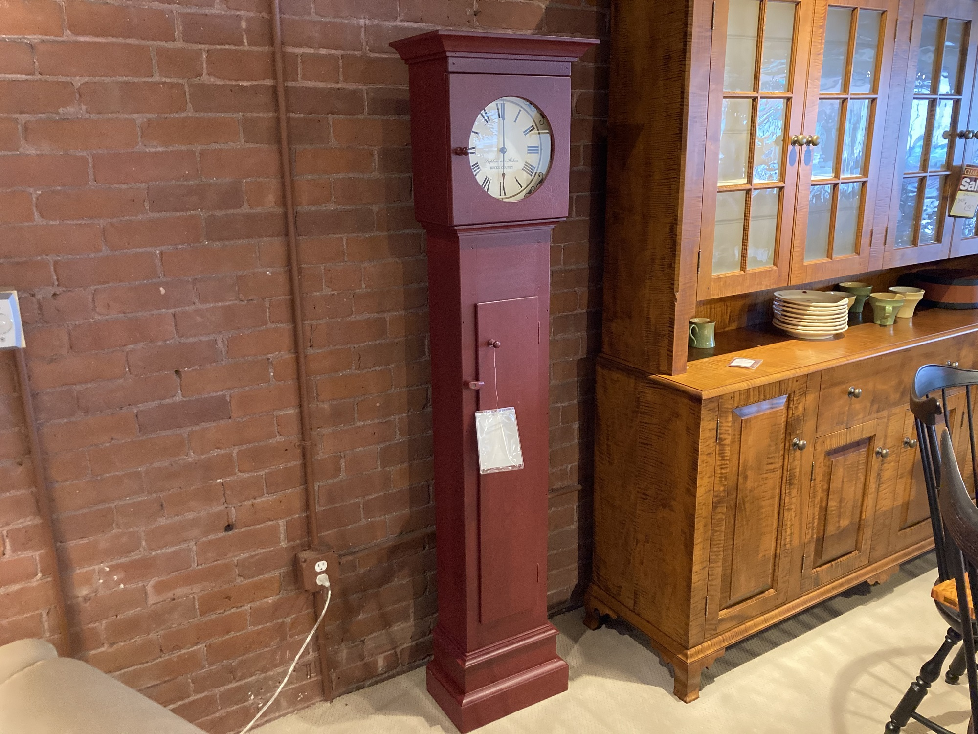 Bucks County Grandmothers Clock