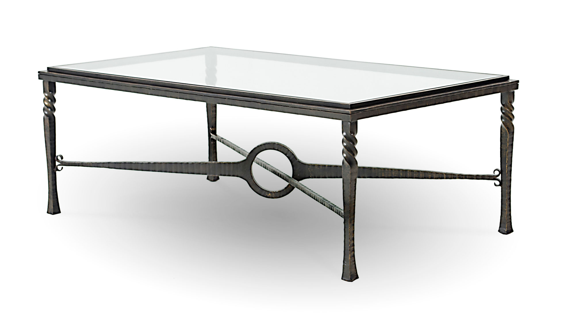 Charleston Forge Cocktail Table 256128